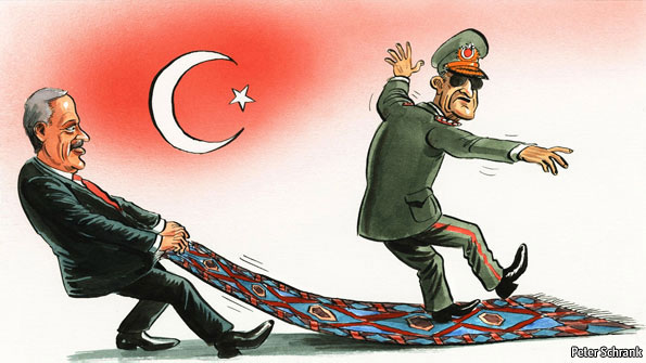 Turkey's Journey to Democracy and Freedom